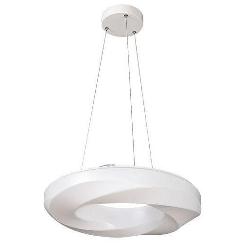 Lampa wisząca gisele 2266 1x24w led biała marki Rabalux