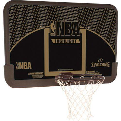 Tablica do gry w koszykówkę nba highlight marki Spalding