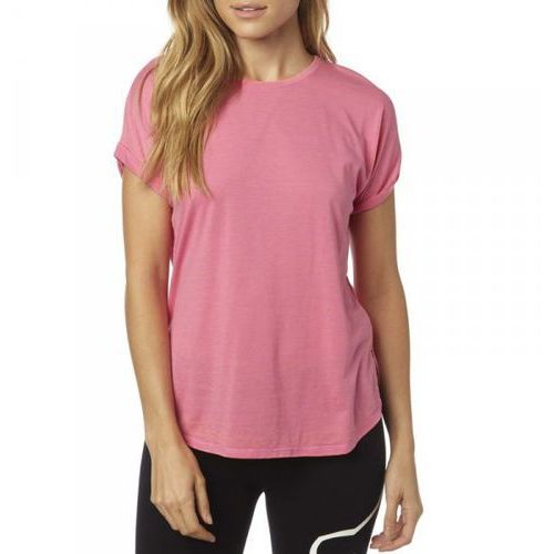 FOX ESCAPED CREW RLL SLVE BERRY PUNCH T-SHIRT LADY