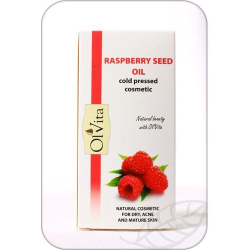 Ol'vita Kosmetyczny olejek z pestek maliny 30ml - olvita (5907591923242) - OKAZJE