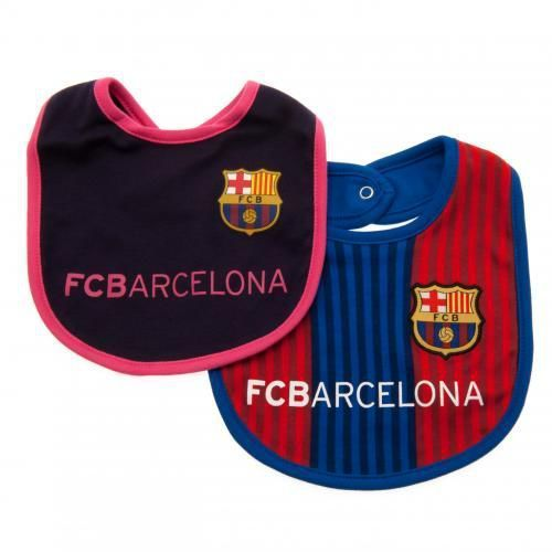 2x śliniak FC Barcelona - produkt z kategorii- Akcesoria dla kibica
