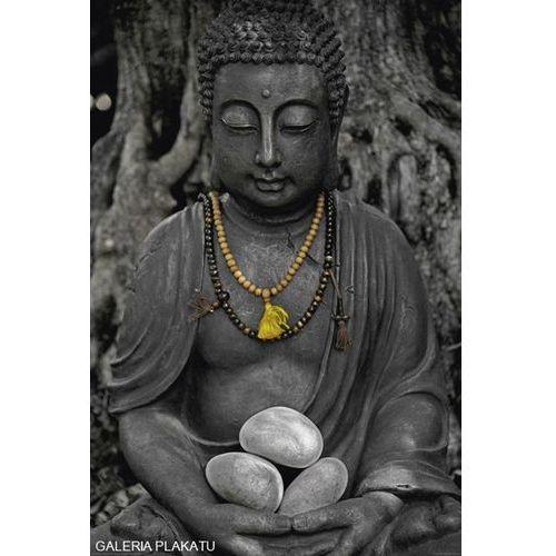 Galeria Kamienny budda - buddha stone - plakat