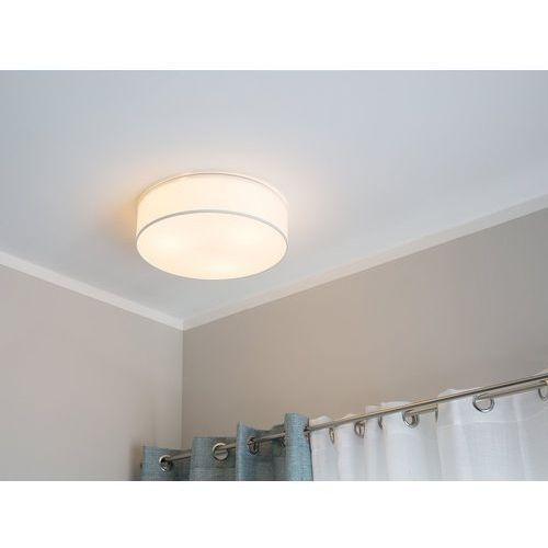 Beliani Lampa sufitowa biała rena