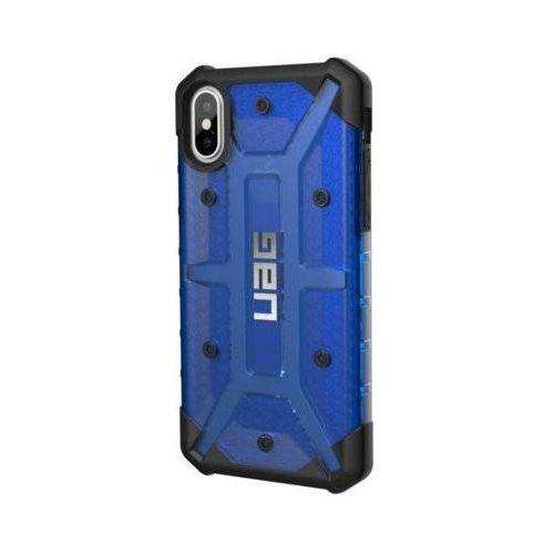 Etui URBAN ARMOR GEAR Plasma Case do iPhone X Niebieski/przezroczysty