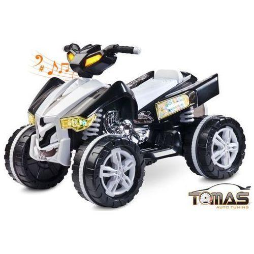 Toyz Pojazd na akumulator Raptor Black - DARMOWA DOSTAWA!