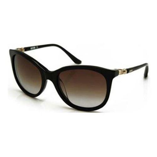 Okulary Słoneczne Moschino MO 671 01 AP, kolor żółty