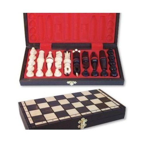 Filipek Drewniane szachy kadet