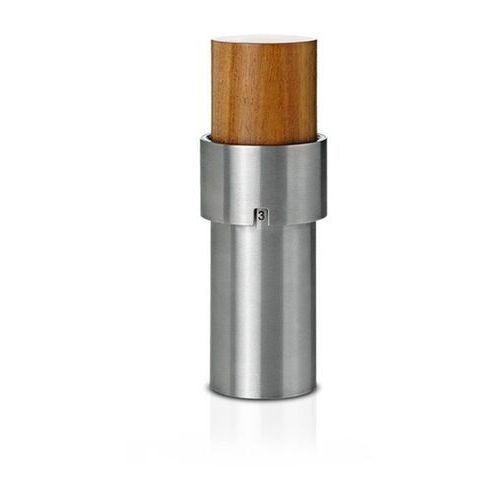 - młynek do przypraw z regulacją ivan - drewno marki Adhoc