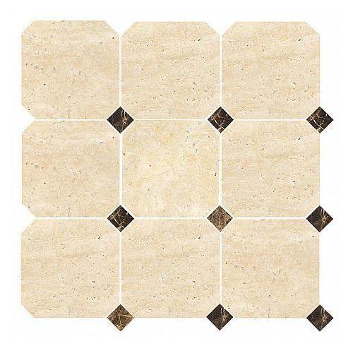 mozaika kamienna travertine octagon 100 marki Dunin