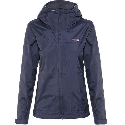 torrentshell kurtka kobiety niebieski 34-36 2018 kurtki przeciwdeszczowe marki Patagonia