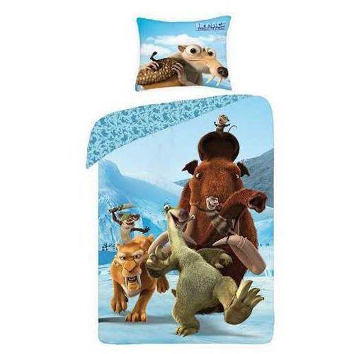 Pościel dziecięca EPOKA LODOWCOWA 4 Ice Age (140 x 200 cm) z kategorii Komplety pościeli dla dzieci