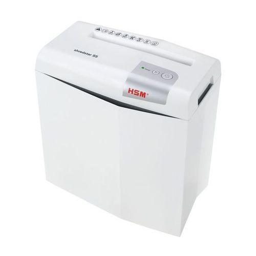 Niszczarka ShredStar S5 WHITE - ZADZWOŃ PO DODATKOWY RABAT TEL. 506-150-002