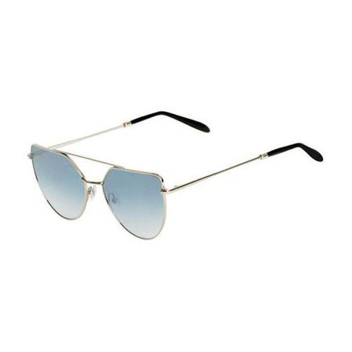 Spektre Okulary słoneczne off shore doppio osd04bft/silver glossy (gradient silver)