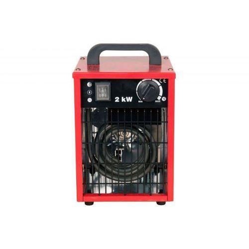 Nagrzewnica elektryczna Inelco Neutral 2kW - produkt bez logo - wersja w czerwonej obudowie PROMOCJA