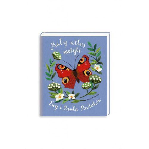 Mały atlas motyli Ewy i Pawła 3Y36KT