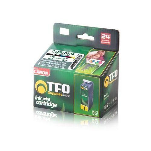 TF1 Zestaw T0014480 / C-510R C-511R (Black, Kolor) Darmowy odbiór w 21 miastach! (5900495480934)