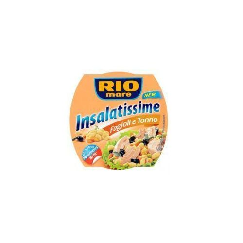 RIO MARE SAŁATKA FASOLA Z TUŃCZYKIEM 160G (8004030023017)