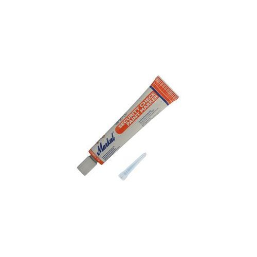 Markal Security Check Paint Marker pomarańczowy (3660447966740)