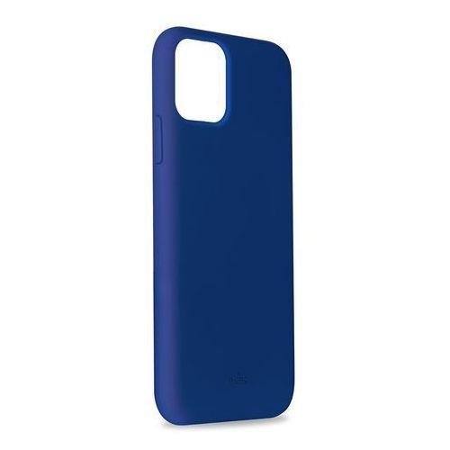 icon cover etui obudowa do iphone 11 pro max (granatowy) marki Puro