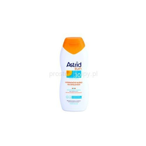 Astrid Sun nawilżające mleczko do opalania SPF 30 + do każdego zamówienia upominek.