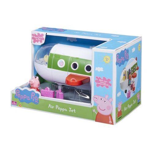 peppa samolot marki Tm toys