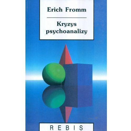 KRYZYS PSYCHOANALIZY (oprawa miękka) (Książka), rok wydania (2012)