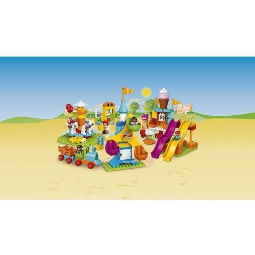 Lego DUPLO Duże wesołe miasteczko big fair 10840. Najniższe ceny, najlepsze promocje w sklepach, opinie.