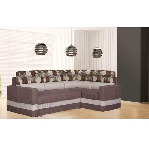 Soho-meble Narożnik fiona ii boki salon pokój funkcja spania rogówka sofa