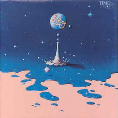 Sony music Electric light orchestra - time (cd)