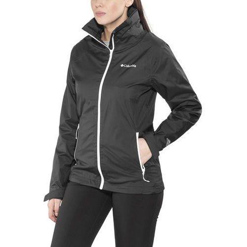Columbia tapanga trail jacket kurtka hardshell black