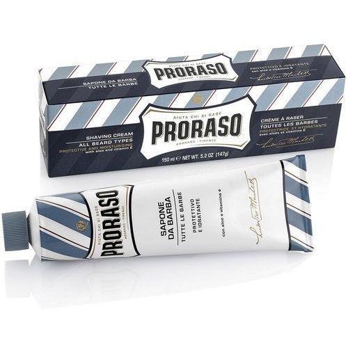 Proraso Blue Shaving Cream krem do golenia do każdego rodzaju skóry 150ml