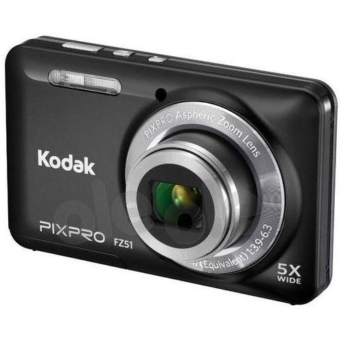 Kodak FZ51, aparat cyfrowy