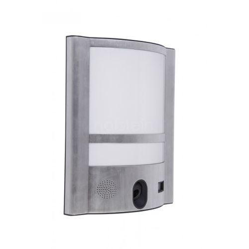 Zewnętrzny kinkiet lutec vesta cam led stal nierdzewna, 1-punktowy, czujnik ruchu - nowoczesny - obszar zewnętrzny - cam - czas dostawy: od 3-6 dni roboczych marki Lutec by eco light