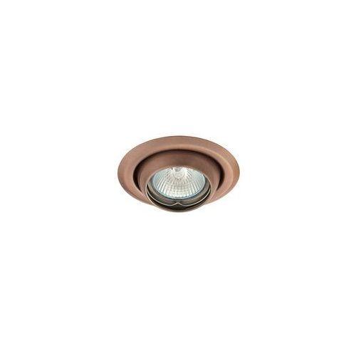 Greenlux Oczko halogenowe axl 2117 1xmr16/50w antyczny brązowy - gxpp041