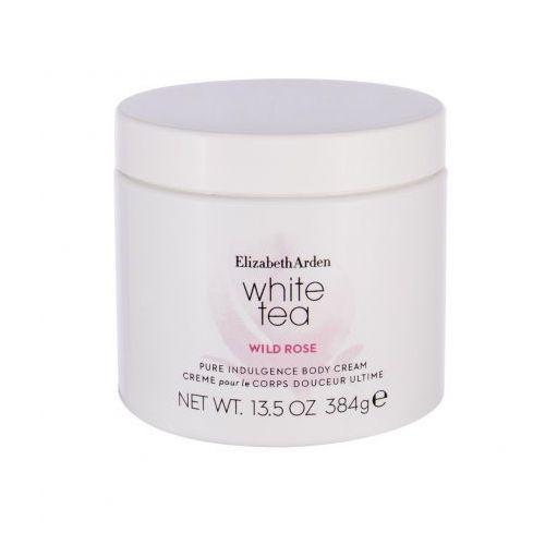 white tea wild rose krem do ciała 384 ml dla kobiet marki Elizabeth arden