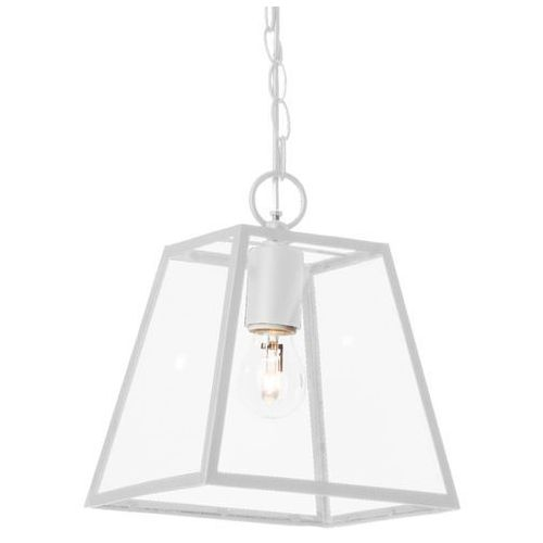 Spotlight Lampa wisząca amata 1370102 rustykalna oprawa zwis klatka biała (5901602330210)