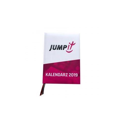 Kalendarz książkowy a5 na 2019 rok - jumpit marki Gofit