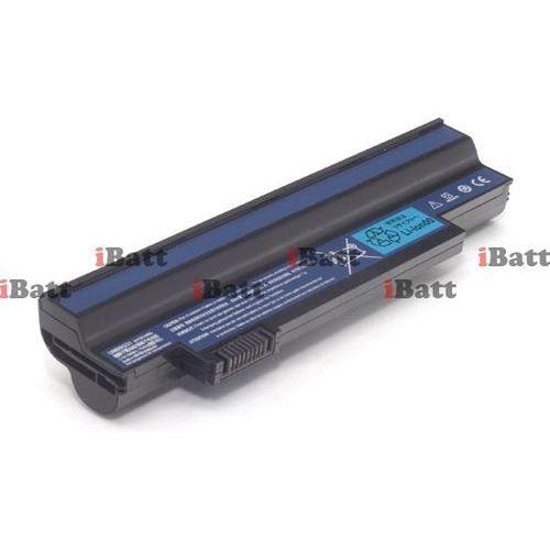 Bateria um09h73. akumulator do laptopa . ogniwa rk, samsung, panasonic. pojemność do 7800mah. marki Gateway