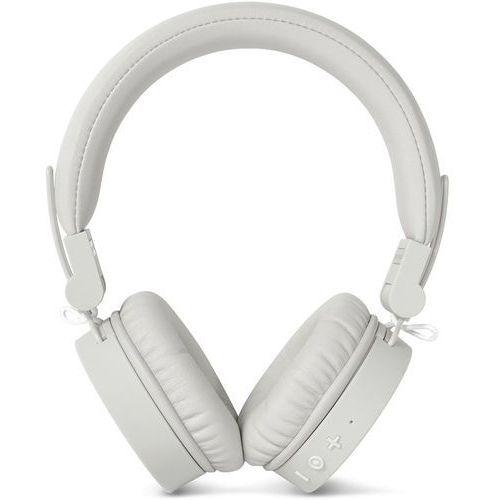 Słuchawki nauszne FRESH N REBEL Caps Cloud Bluetooth Biały