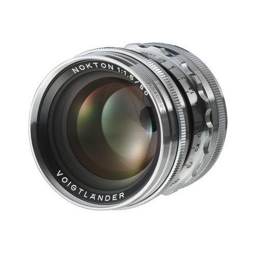 Voigtlander 50mm F/1.5 NOKTON SREBRNY (LEICA M) (4002451194525)