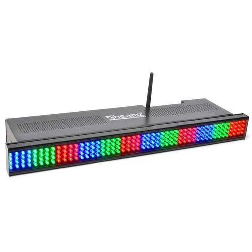 Beamz Wi-Bar 192 listwa oświetleniowa LED RGB DMX 2,4GHz - sprawdź w wybranym sklepie