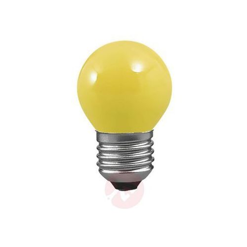 Paulmann Żarówka kropla e27 25w żółta do łańcucha