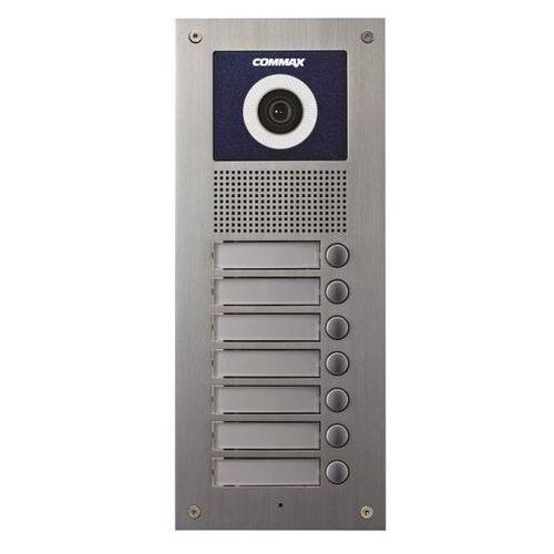 Commax Drc-7uc/rfid stacja bramowa 7-abonentowa z kamerą i czytnikiem kart rfid