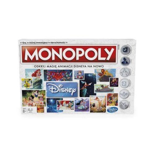 Gra monopoly disney - darmowa dostawa od 199 zł!!! marki Hasbro