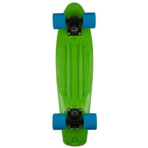 Fish skateboards Deskorolka fishskateboards green / black / blue