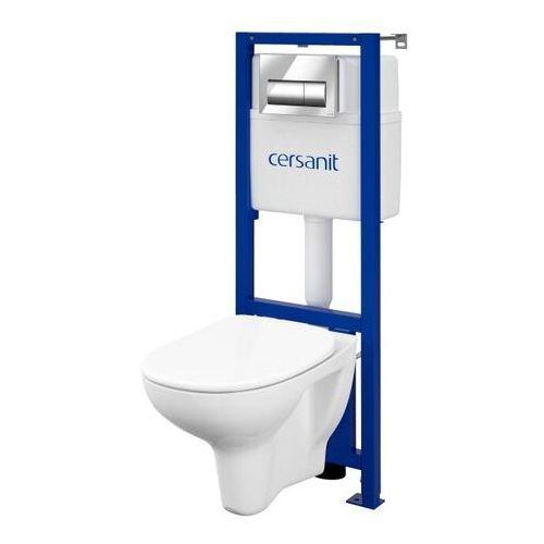 Cersanit Zestaw podtynkowy wc