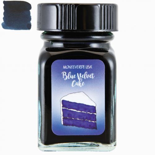 Monteverde Atrament Sweet Life Blue Velvet 30ml