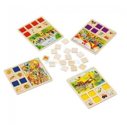 Zgadywanki gra pamięciowa, GOKI-56740