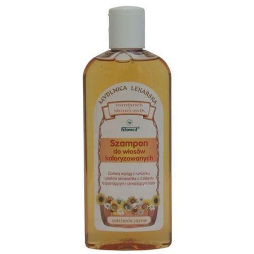 Fitomed szampon do włosów koloryzowanych odcienie jasne, 250 ml