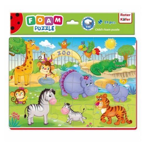 Miękkie puzzle A4 Śmieszne zdjęcia RK1201 06 - Roter Kafer